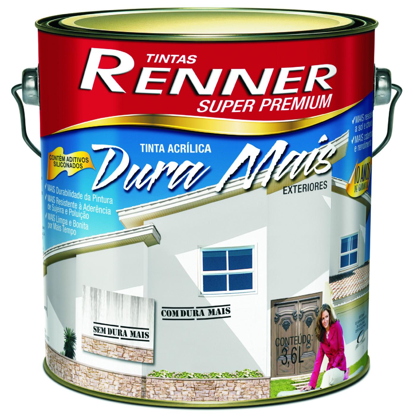 Tinta acrílica Dura Mais – exteriores Tendências 2013 #A12E2A 1389x1406